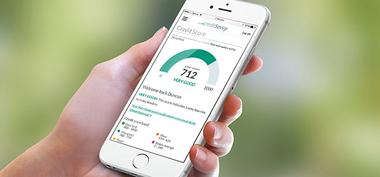 Information on credit scores