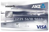 ANZ Rewards Platinum