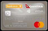 Bankwest Qantas Platinum Mastercard