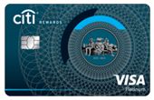 Citi Rewards Platinum Credit Card