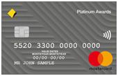 CommBank Platinum Awards Credit Card