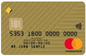 CommBank Low Rate Gold Credit Card