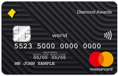 CommBank Diamond Awards Credit Card