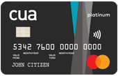 CUA Platinum Credit Card