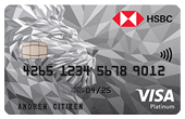 HSBC Platinum Credit Card - Balance Transfer Offer