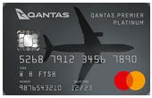 Qantas Premier Platinum credit card
