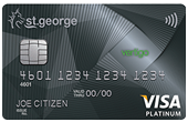 St.George Vertigo Platinum Card - Online Exclusive