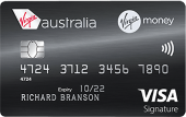 Virgin Australia Velocity High Flyer Card