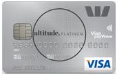Westpac Altitude Platinum Card (Altitude Rewards)