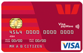 Westpac 55 Day Card - Online Exclusive