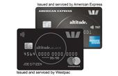 American Express Westpac Altitude Black Card Bundle (Altitude Qantas)