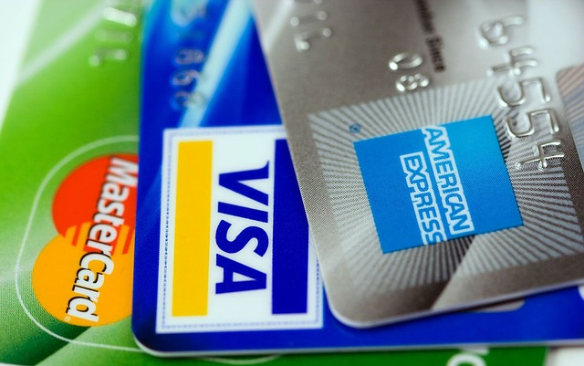 credit cards credit scores